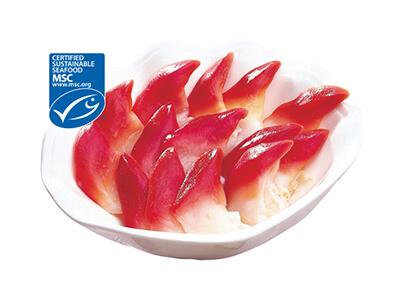 Frozen Hokkigai, Interfish IJmuiden