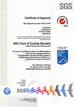 MSC Cerified